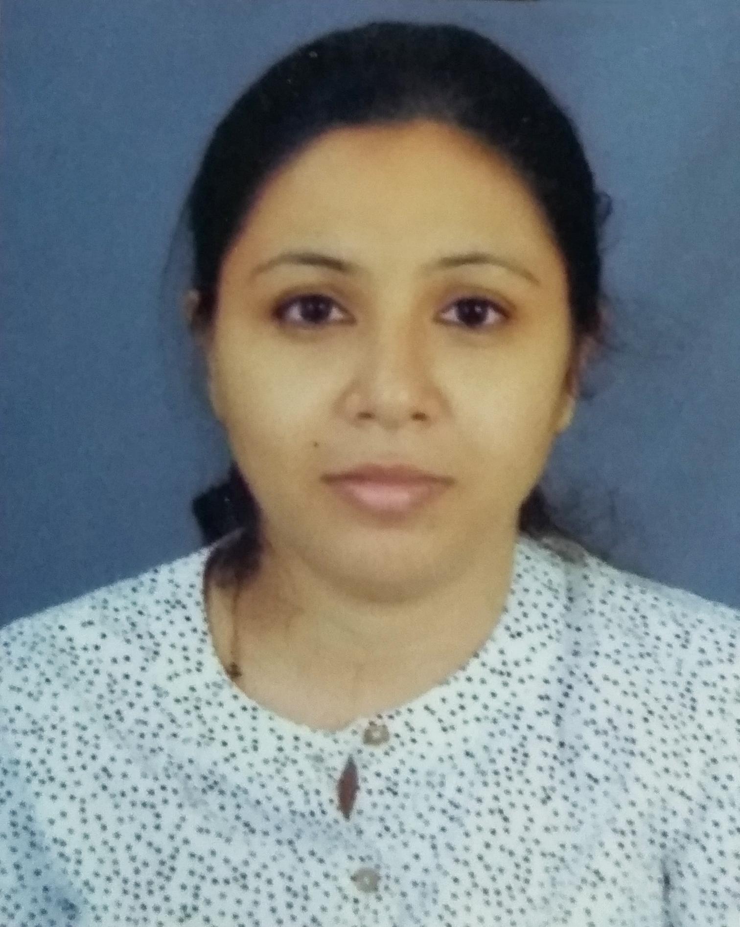 Harshada Bagde